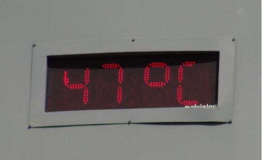 Türkiye kavruluyor! En yüksek sıcaklık nerede hangi ilde görüldü?