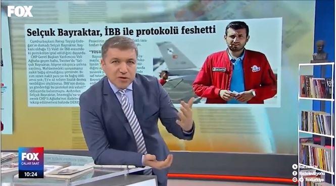 İsmail Küçükkaya'dan İstanbul Büyükşehir Belediyesi'ne Selçuk Bayraktar eleştirisi