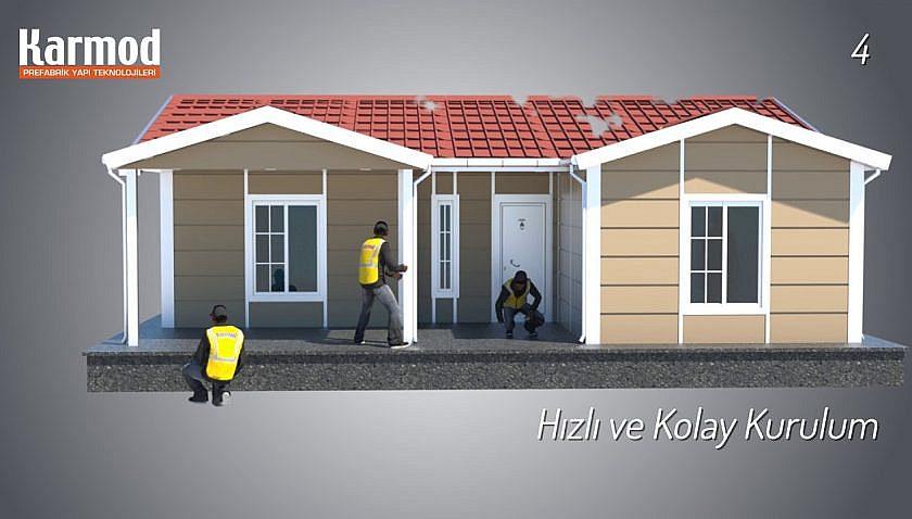 Prefabrik Ev Fiyatları Hakkında Merak Edilenler