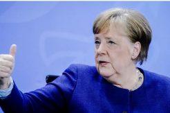 Angela Merkel: Aşının bulunması için 8 milyar avro gerekiyor