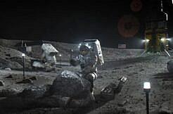 NASA Ay üzerindeki çalışmaların çok uluslu olmasını istiyor