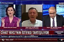 Doğu Perinçek 'Atatürk istifa etti mi?' dedi sosyal medya hareketlendi
