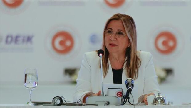 Bakan Pekcan: Türk müteahhitler, 127 ülkede 400 milyar doların üzerinde proje üstlendi