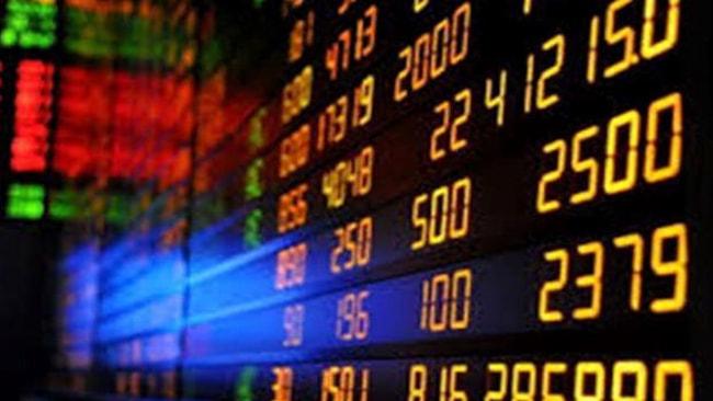 BIST100 yüzde 0.77 düştü, dolar 6.85 lirada