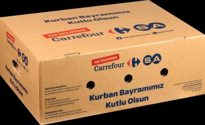 CarrefourSA'da Kurban Bayramı için siparişler başladı