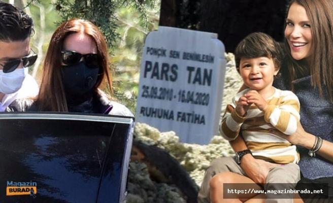 Ebru Şallı'nın Evlat Acısı Yürekleri Dağladı: 'Özlüyorum Ponçiğim'