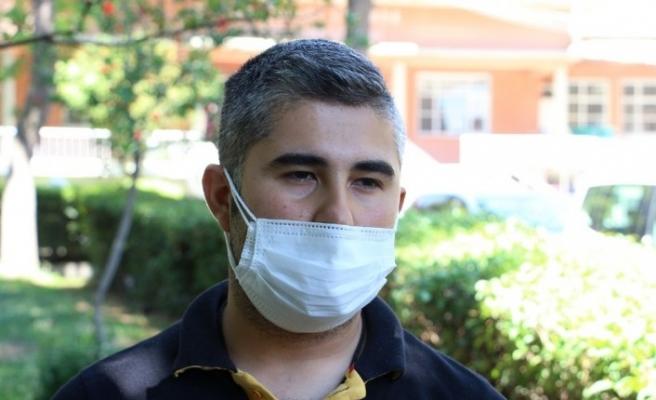 Kula'da Covid-19 tedavisi tamamlanan 6 hasta taburcu edildi