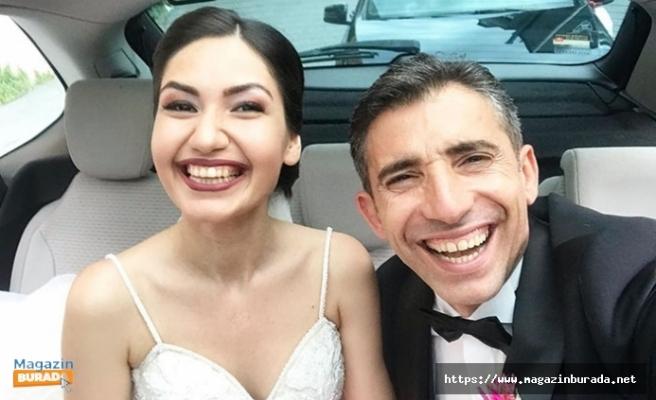 Mucize'nin Aziz'i Mert Turak Mimar Sevgilisi İle Evlendi