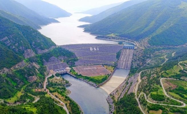 Samsun barajlarının doluluk oranı yüzde 70,25