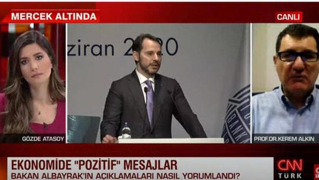 Son dakika... Prof. Dr. Kerem Alkin: 2. salgın olmazsa hızlı toparlanma bekliyoruz