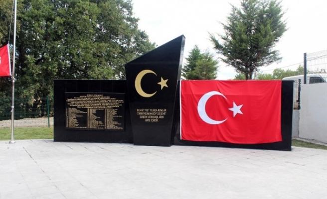 15 Temmuz Demokrasi ve Milli Birlik Günü öncesi anlamlı açılış