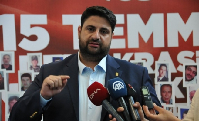 """15 Temmuz Derneği Başkanı Tarık Şebik'den İBB'ye """"protokol"""" tepkisi"""