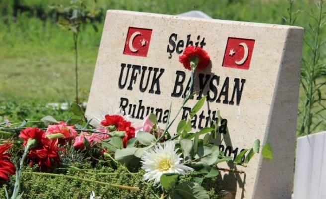 15 Temmuz şehidi Emniyet Müdürü Baysan'ın annesi Hanife Baysan
