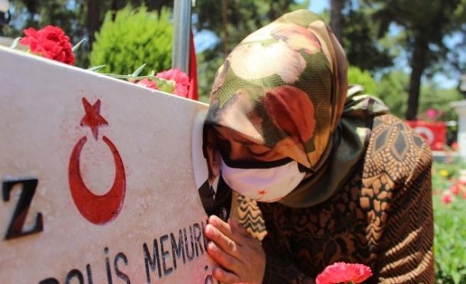 """15 Temmuz şehidinin annesi Kılınç: """"Benim acı günüm olabilir ama milletimiz için artık zafer günüdür"""""""