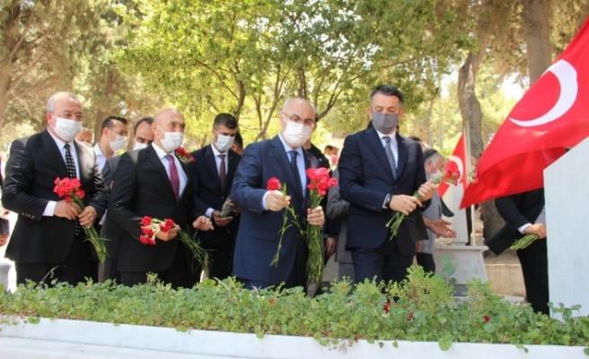 15 Temmuz şehitleri, İzmir'deki şehitlikte anıldı