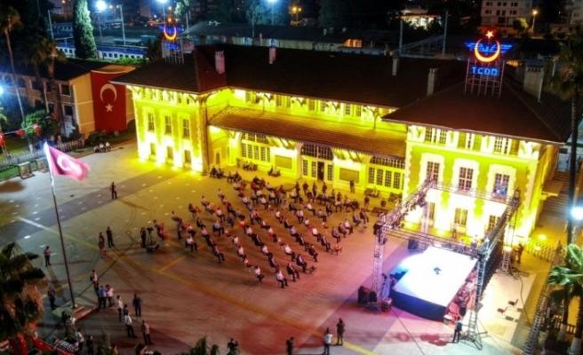 Adana'da 15 Temmuz demokrasi nöbeti