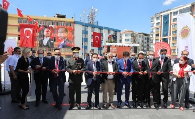 Afyonkarahisar İkmal ve Garnizon Komutanı Tuğgeneral Osman Alp: