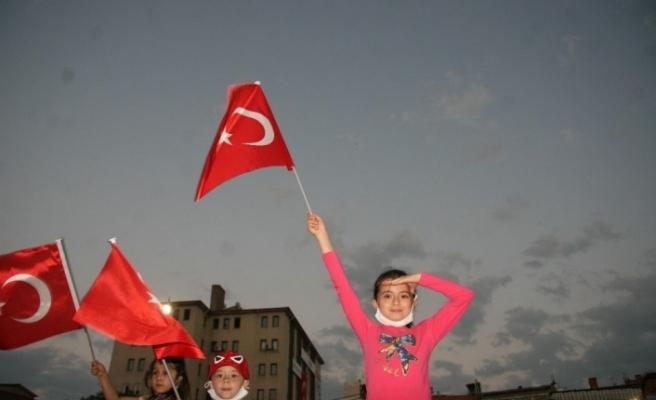 Afyonkarahisar'da 15 Temmuz Zaferi' etkinlikleri