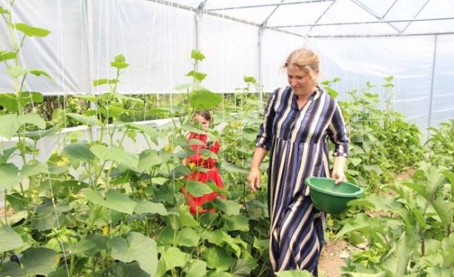 Ahıska Türkleri anavatanlarında yeniden hayata tutunuyor