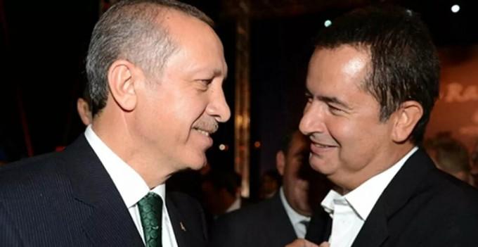 AK Parti'den Cumhurbaşkanı Erdoğan'a Acun Ilıcalı raporu