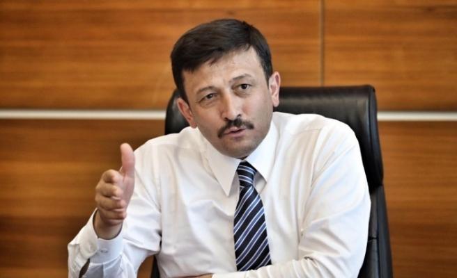 """AK Parti Genel Başkan Yardımcısı Hamza Dağ, """"İzmir'e yeni sağlık kampüsü geliyor"""""""