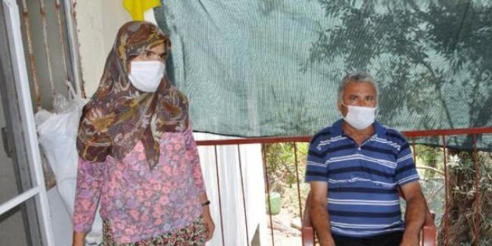 Antalya'da bir çiftçi keneyi kendi çıkardı, KKKA'ya yakalandı