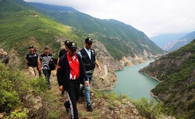 """Artvin'in doğal güzellikleri """"Çoruh Ekoturizm"""" projesiyle turizme kazandırılacak"""