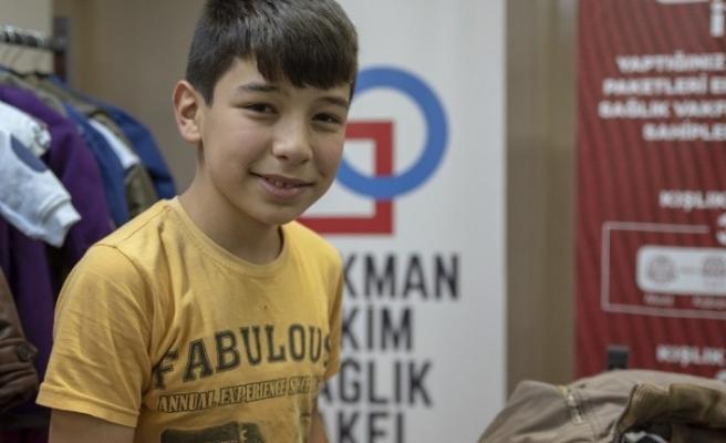 'Askıda İyilik' projesi ile iyilik, destek verenler ile yayılıyor