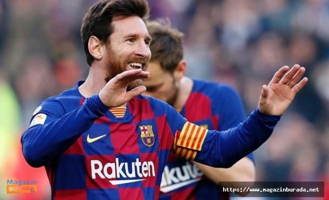 Barcelona'da Lionel Messi Şoku! Başlamadan Bitti