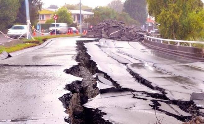 """Başkan Erarslan: """"Türkiye'de aktif fay sayısı 500'ün üzerinde ve 5'in üzerinde deprem üreten fay var"""""""