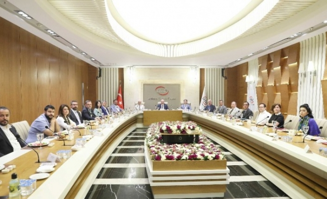 Başkent Ankara'nın 100'üncü yıllar kutlama hazırlıkları ATO'da başladı