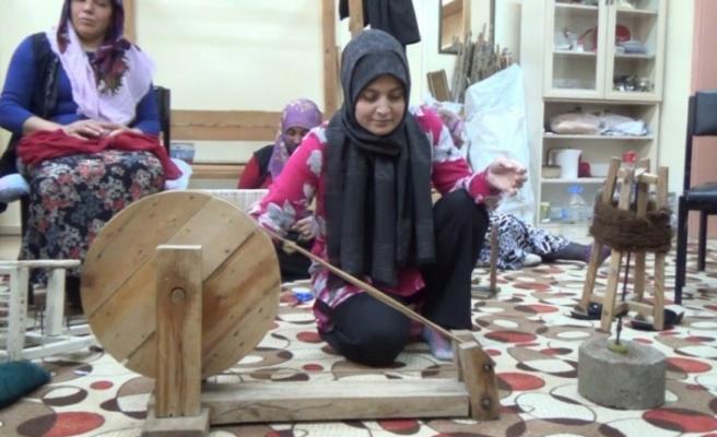 Bayburt'ta asırlık 'ehram' geleneği yaşatılıyor