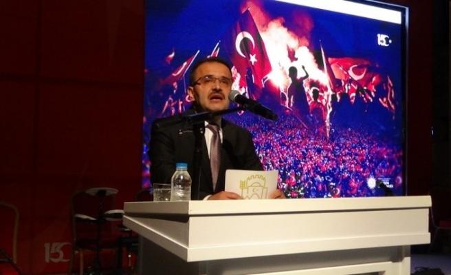 Çankırı'da 15 Temmuz etkinlikleri