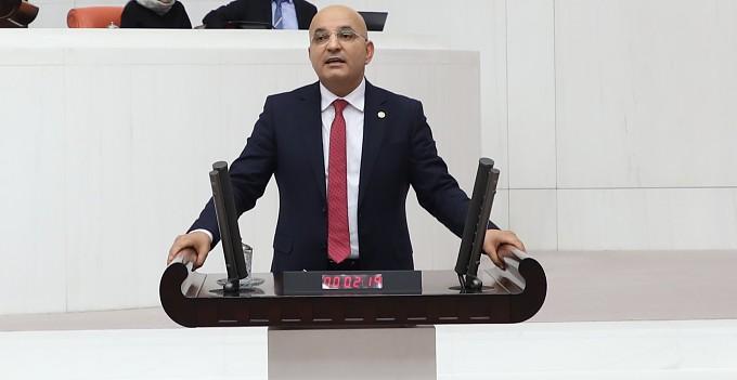 CHP'li Polat: Ata-nene tohumu yok oluyor!