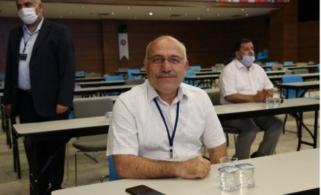 Diyanet-Sen Bursa 1 Nolu Şube Başkanı Mustafa Sarkı: