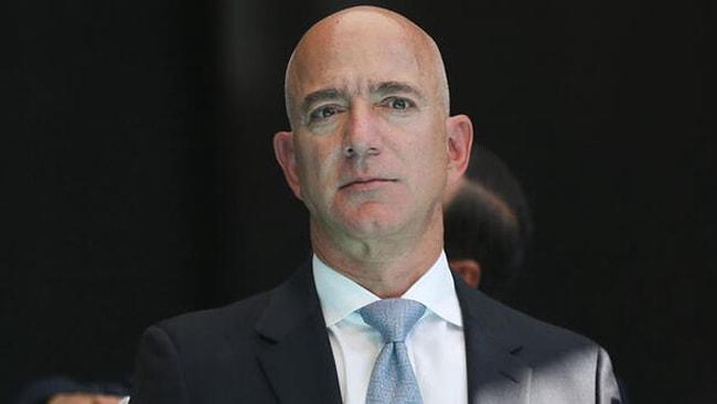 Dünyanın en zengini Bezos'un serveti rekor kırdı