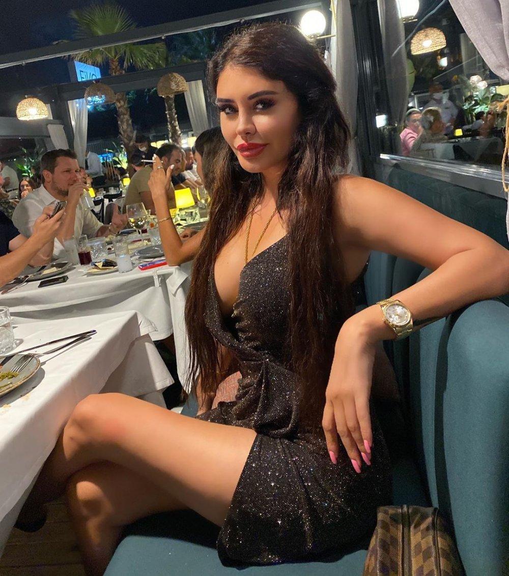 ebru polat siyah elbise