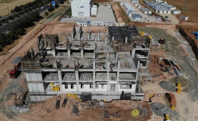 Elazığ'da afetler tam donanımlı merkezden yönetilecek