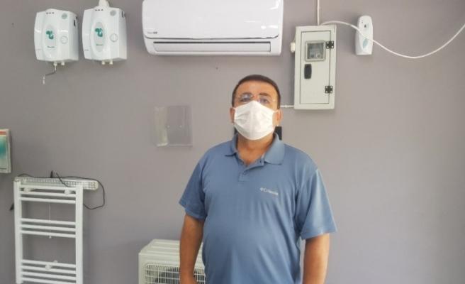 Esenler'de yaşanılan klima patlamasının ardından uzman isimden uyarı