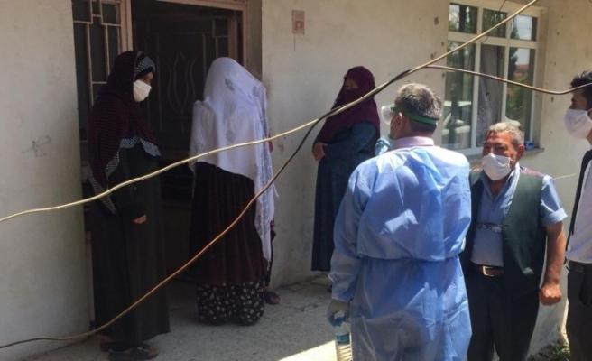 Eskişehir'de yabancı uyruklu şahısların 5 evi daha karantinaya alındı