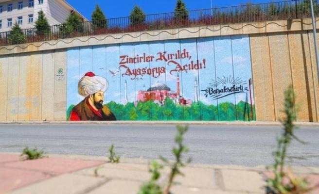 Fetih ve Ayasofya Ruhu Başakşehir'de
