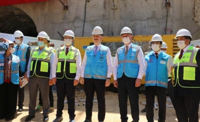Gebze metrosunun açılışı için Bakan Karaismailoğlu tarih verdi: