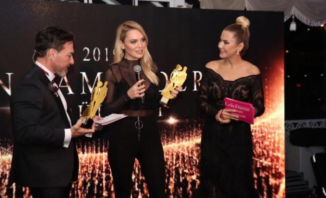 'Gelin Damat Dergisi Ödülleri' sahiplerini buldu