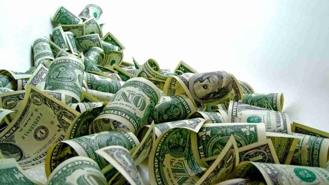 Gelişmekte olan ülkelere para yağmuru