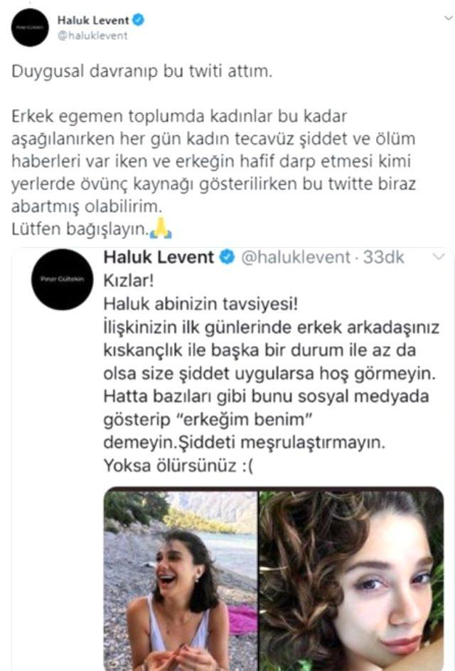 HALUK LEVENT