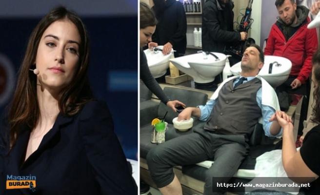 Hazal Kaya'dan Ozan Güven'e 'Kadına Şiddet' Ayarı: Sırtını Sıvazlayıp...