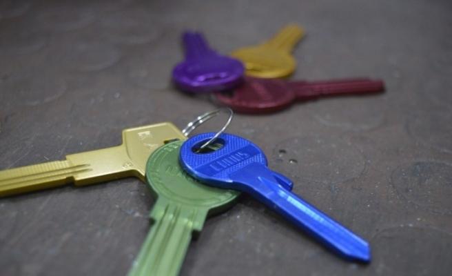 Hem hafif hem de renkli anahtarlar moda olma yolunda