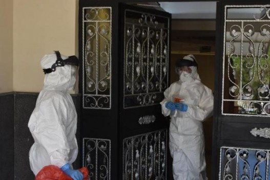 İzmir'de 600 kişilik filyasyon ekibi sahada! Antikor testleri başladı