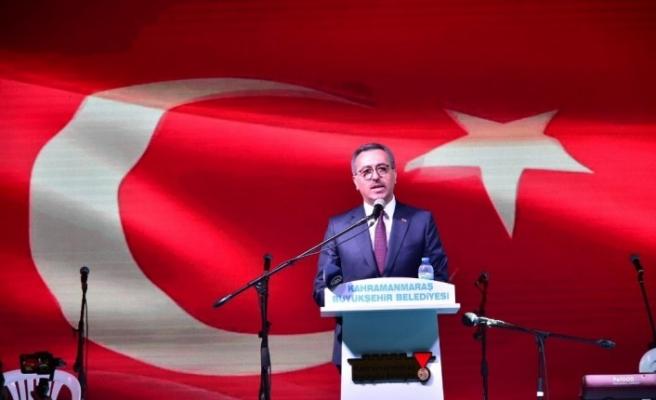 Kahramanmaraş'ta 15 Temmuz Demokrasi ve Milli Birlik Günü etkinliği