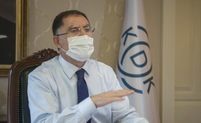 """Kamu Başdenetçisi Malkoç'dan Ayasofya açıklaması: """"UNESCO bu konuda haddini aşıyor"""""""